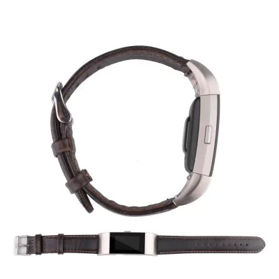 Strap horse leather Fitbit / Fitbit Charge 2