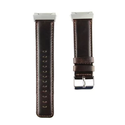 Leather strap Fitbit / Fitbit Ionic