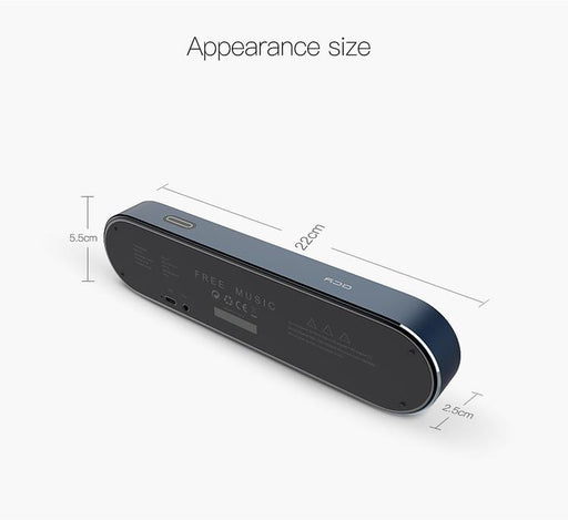 Bluetooth Speaker QCY B900 with Microphone, AUX