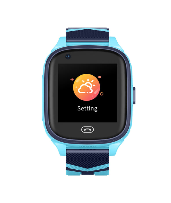 Children smart watch WP60 IP67 waterproof 4G, camera GPS tracker WI-FI SOS video call