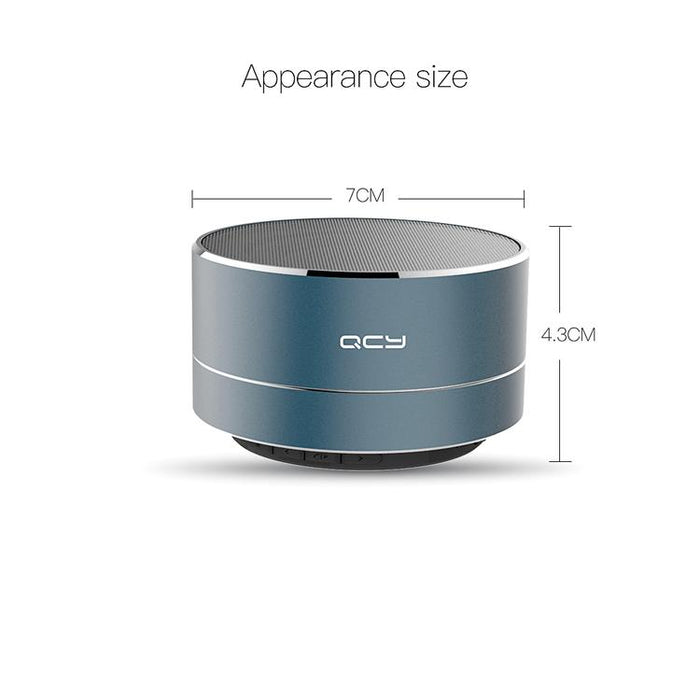 Bluetooth Speaker QCY A10 column with SD card slot, AUX