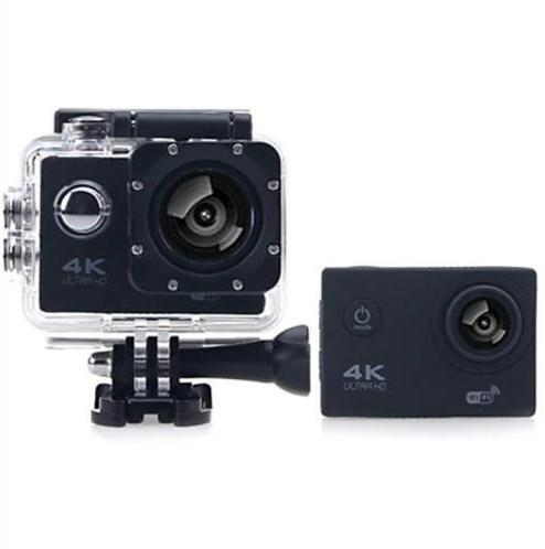 Sports Action Camera Furibee F60B accessories 4K, WiFi, 2.0 incha LCD, UHD, 8MP, 1080P / 30fps, Waterproof