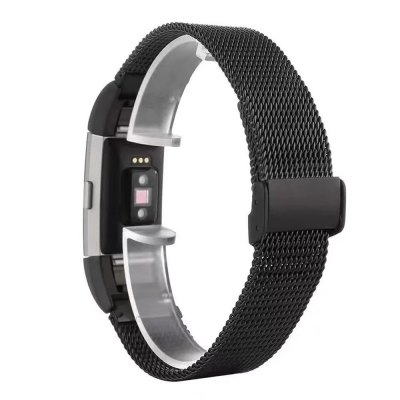 Stainless steel Fitbit / Fitbit Charge 2