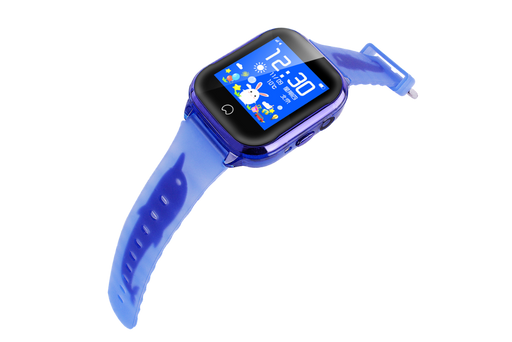 Children smart watch WP21, waterproof IP67, real GPS chip tracker, camera, SOS button