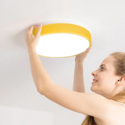 Smart LED ceiling Xiaomi Yeelight YLXD01YL - WiFi, Bluetooth, App, Alexa, Google Home