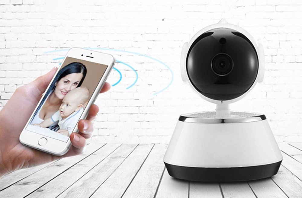Smart IP camera with alarm and SD card slot Digoo DG-M1X HD 960P ONVIF