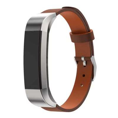 Luxury leather strap Fitbit / Fitbit Alta and Alta HR