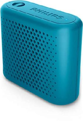 Philips Bluetooth wireless portable speaker Battery 2 W