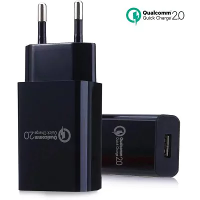 Smart adapter Qualcomm Quick Charge 2.0 USB