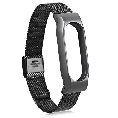 Metal chain with the metal body to Xiaomi Mi Band 2