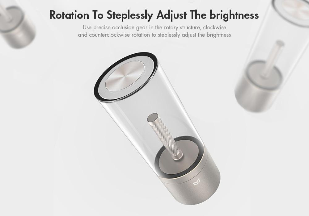 Smart portable lights candle Yeelight YLFW01YL Atmosphere