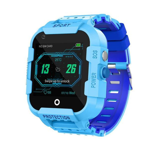 Smart watch for children and students T1 IPX7 Waterproof, 4G, camera, GPS WI-FI, SOS video call control, location
