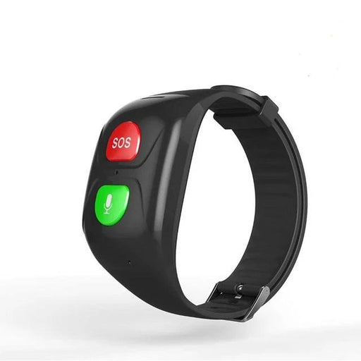 Smart bracelet remote monitoring of health indicators adults and children Vektros VS18, GPS tracking, SIM card, SOS button and call, pulse, blood pressure, alarm falling