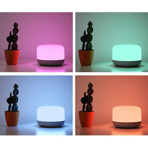Colorful night lamp table lamp Yeelight with voice control