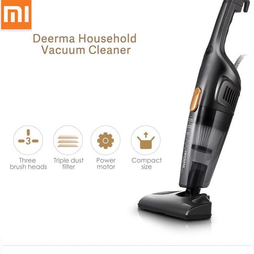 Wireless vacuum cleaner Xiaomi Deerma, silent, portable