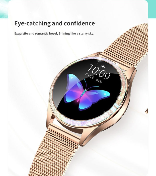 Smart watch KW20 IP68, waterproof, Health tracker, Bluetooth