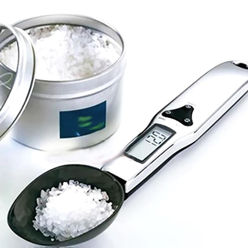 Digital LCD electric spoon weighing 500g / 0.1g