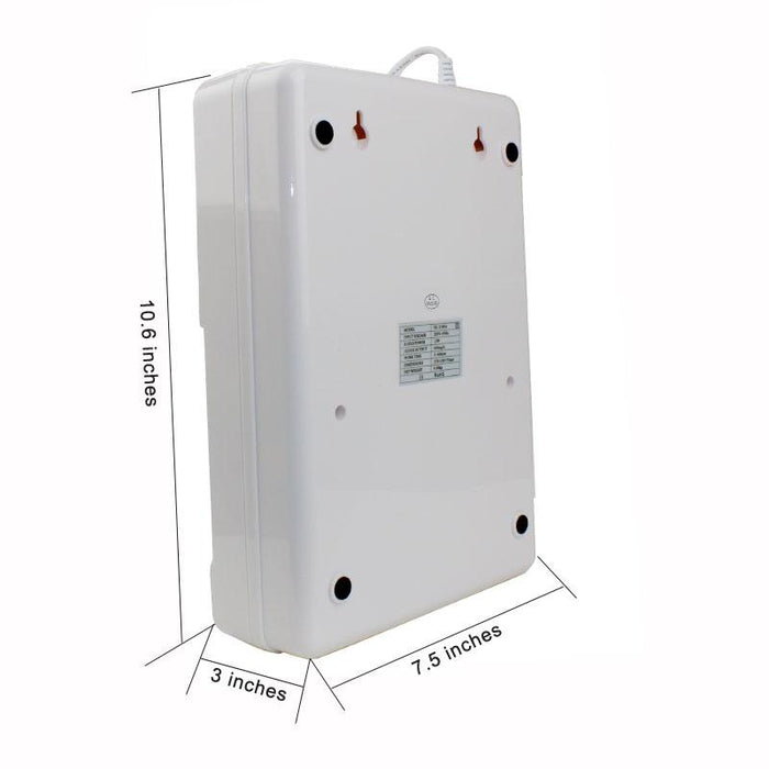 Ozone generator air purifier with water 220V 600mg