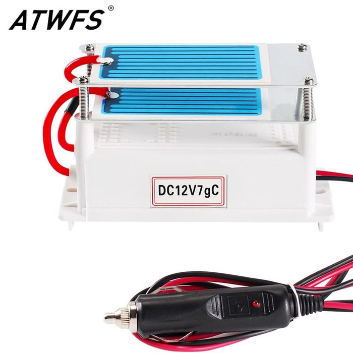 Ozonator car ATWFS ceramic element 12V10g