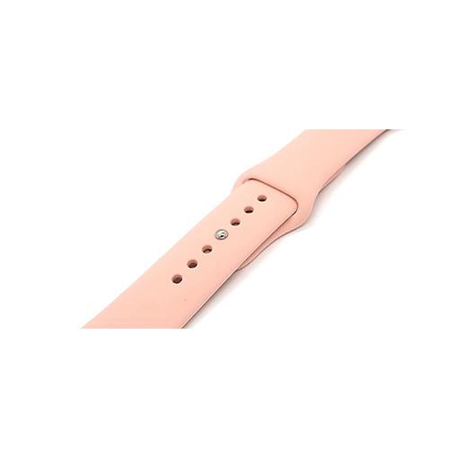 Silicone Strap Watch Apple 3/2/1 Series 42mm