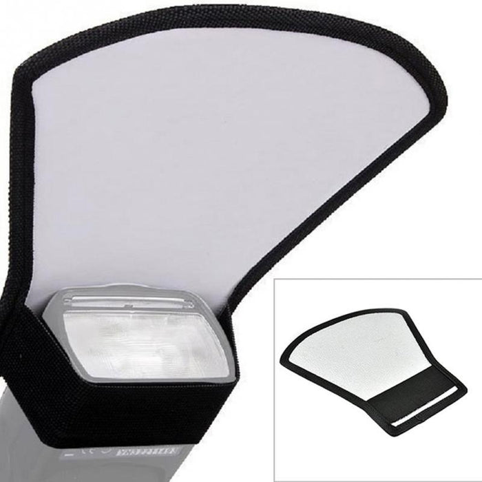Universal white reflector camera, compatible with Canon, Nikon
