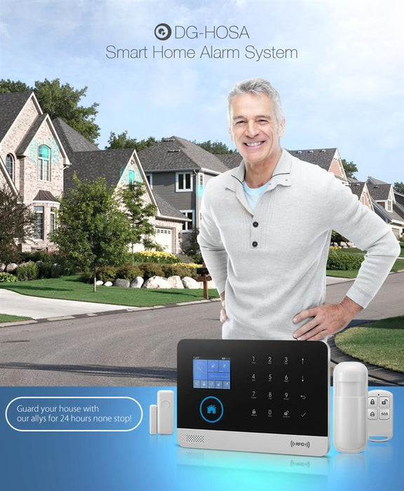 Inteligientna home security system and security Digoo DG-HOSA 433MHz