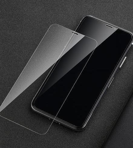 Glass Screen Protector for iPhone 2.5D X