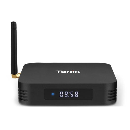 TV box Tanix TX28, Android 7.1, 4GB RAM, 32GB ROM, WiFi, Bluetooth 4.1, 4K
