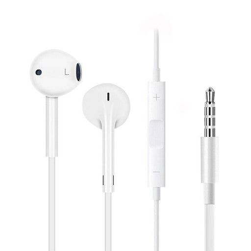 Original Apple EarPods 3.5mm microphone and remote