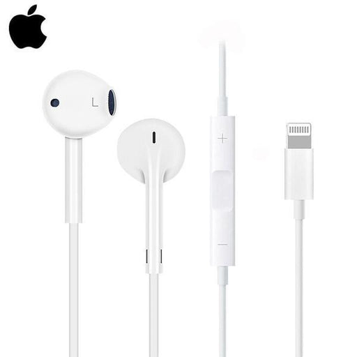 Original Apple EarPods Lightning with microphone and remote