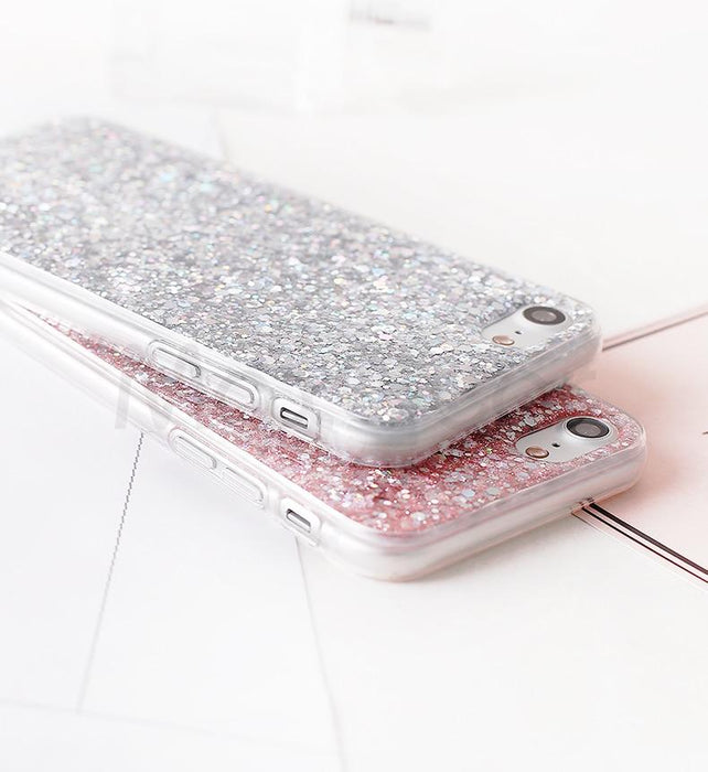 Sparkling case for iPhone XS Max