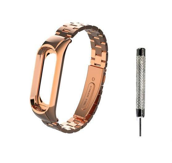 Stainless steel fastener for Xiaomi Mi Band 3