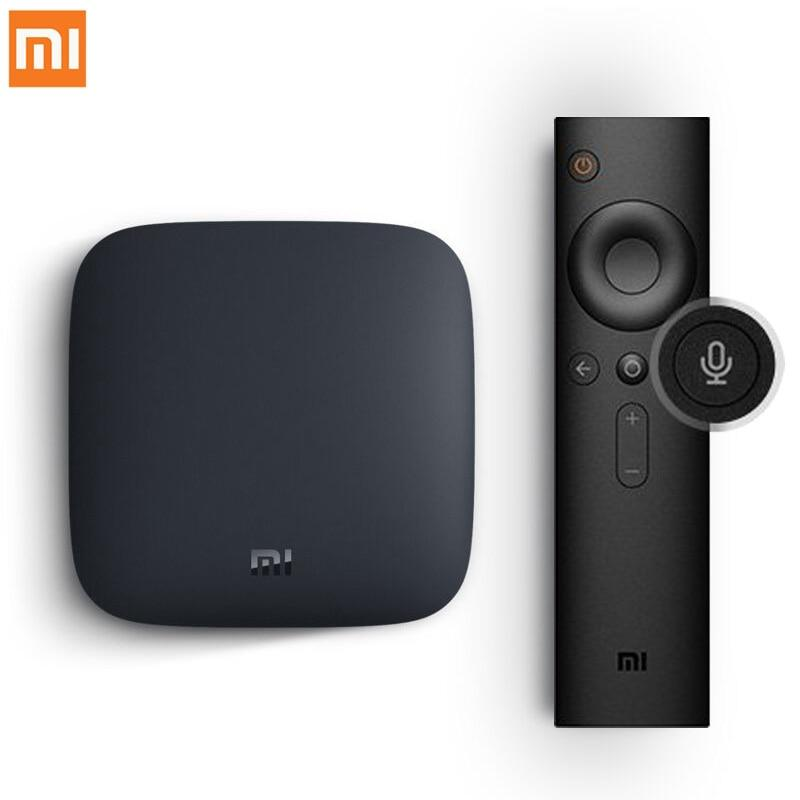 TV box Xiaomi Mi Box 3 - International version, Android 6.0, WIFI, Bluetooth, 4K