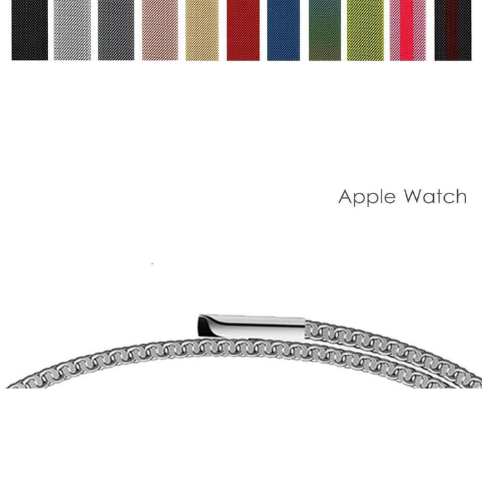 Bracelet Milan stainless steel Apple Watch 5/4/3/2/1 42mm