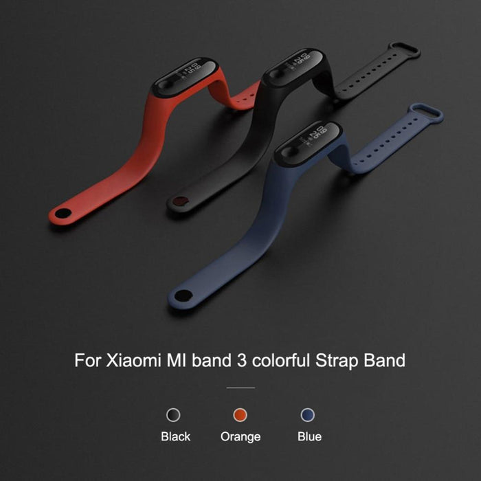 Original Xiaomi breathable sweat-resistant strap for Xiaomi Mi Band 3