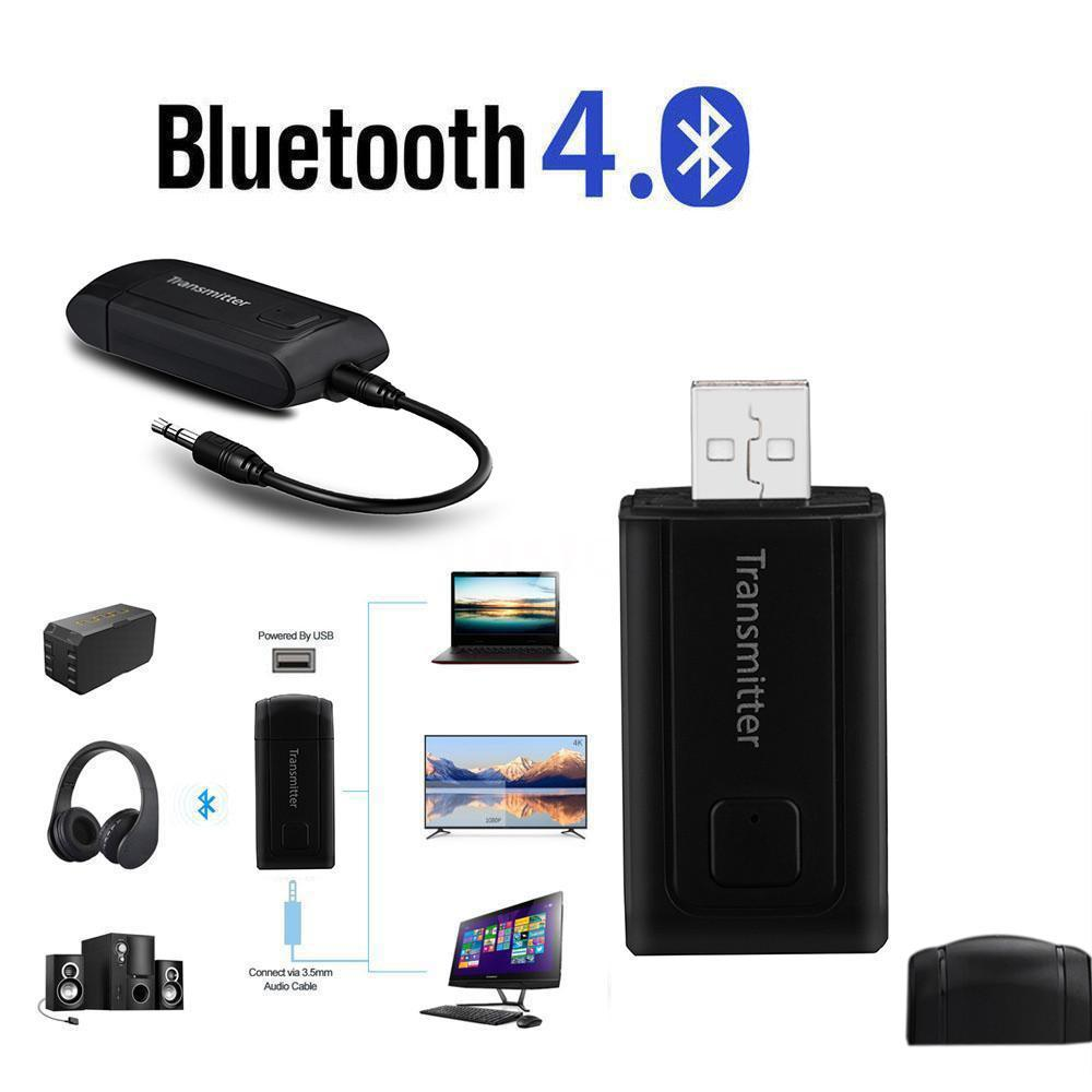Wireless Bluetooth USB transmitter for TV, home system, phone, computer