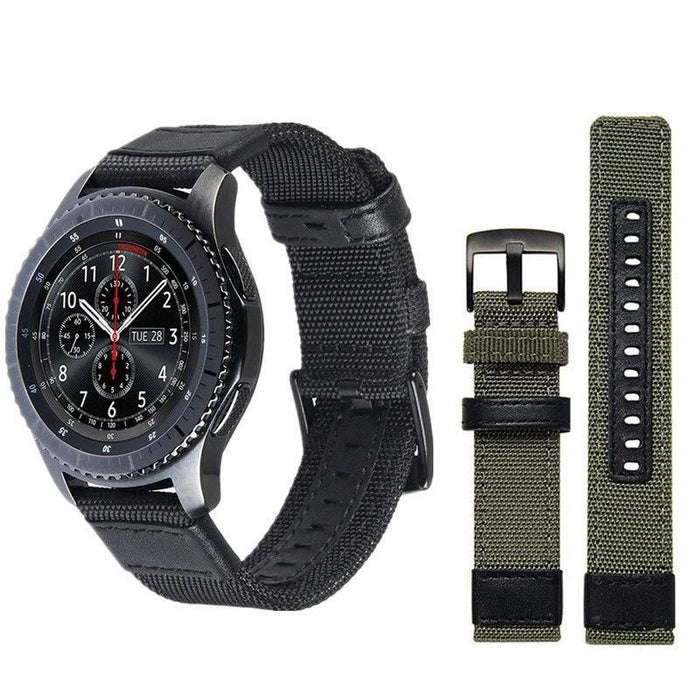 Knitted breathable sports strap for Samsung Gear S3 Frontier / Classic