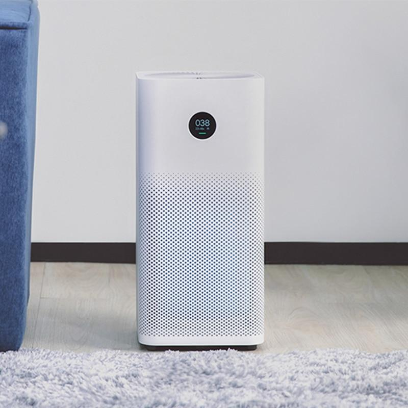 Home air-cleaner Xiaomi Mi Air Purifier 2S, WiFi, APP