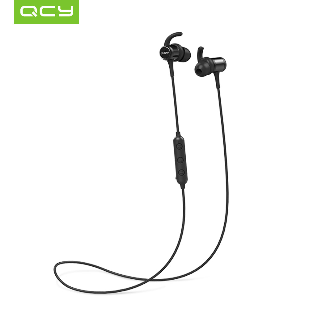 QCY M1C Sport Magnet Bluetooth Headphones Wireless Earphones Sports