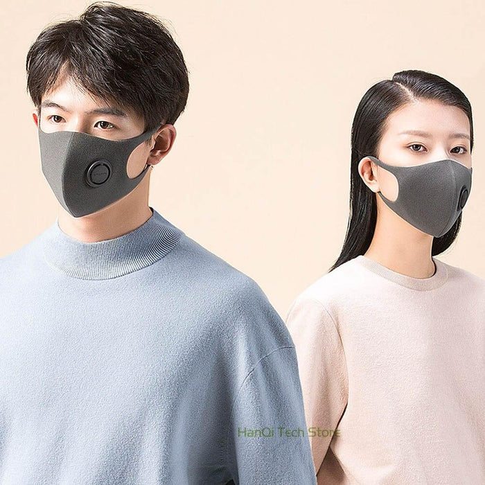 Xiaomi SmartMi PM2.5 Mask against air pollution and fog, 3 pieces, 3D design