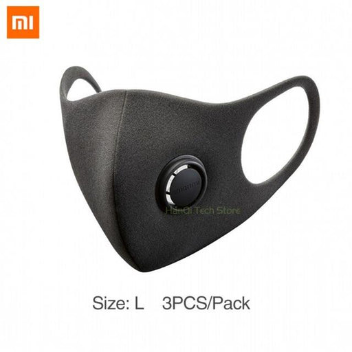 Xiaomi SmartMi PM2.5 Maska against air pollution and fog, 3 pieces, 3D design
