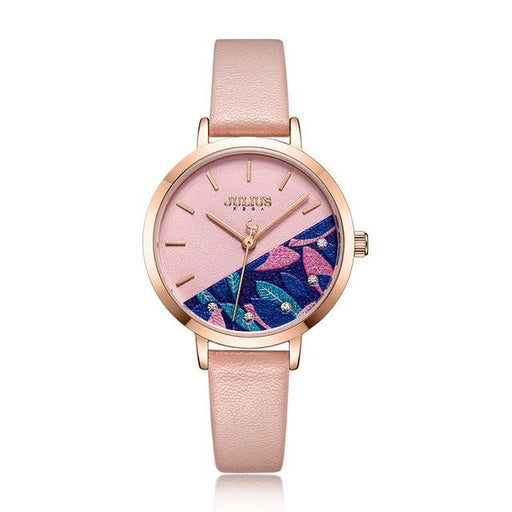 Waterproof ladies' quartz watch JULIUS 1089