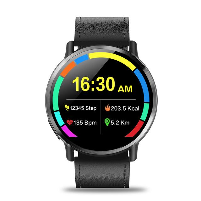 Smart watch LEMFO LEM X, 4G, Android 7.1, 8MP camera, GPS 2.03, 900Mah, 1GB RAM, 16GB ROM