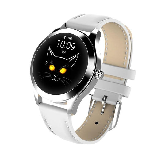 KW10 Fashion Smart Watch Women Heart Rate Monitor Sleep Monitoring