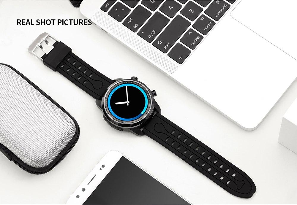 Smart watch Kingwear Vektros KC06, 4G, Android 7.1, GPS 1GB RAM, 610 mAh battery