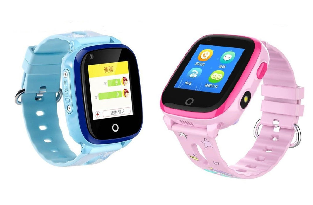 Children smart watch CW202 IP67 waterproof 4G, camera GPS tracker WI-FI SOS video call