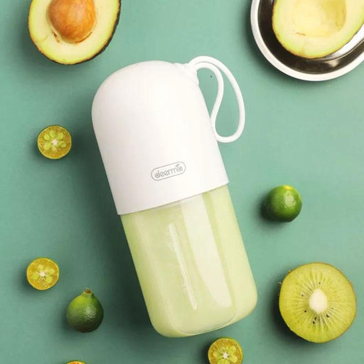 Xiaomi Deerma portable electric juicer 300ml, wireless, USB charging