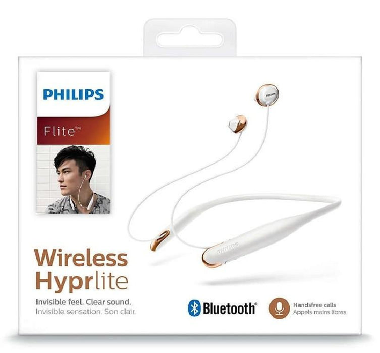 Philips SHB4205WT Bluetooth stereo headset mode vibration