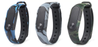 Camouflage strap of thermoplastic elastomer for Xiaomi Mi Band 2