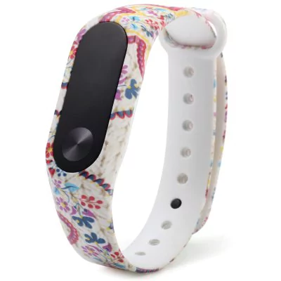 Colored strap of thermoplastic polyurethane Xiaomi Mi Band 2
